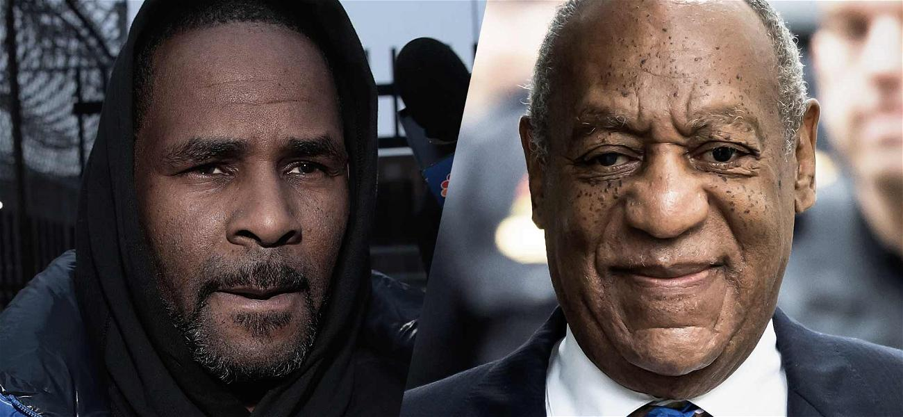 R. Kelly Taps Bill Cosby's Crisis Manager to Join Team, Prevent 'Public Lynching of Black Man in America'