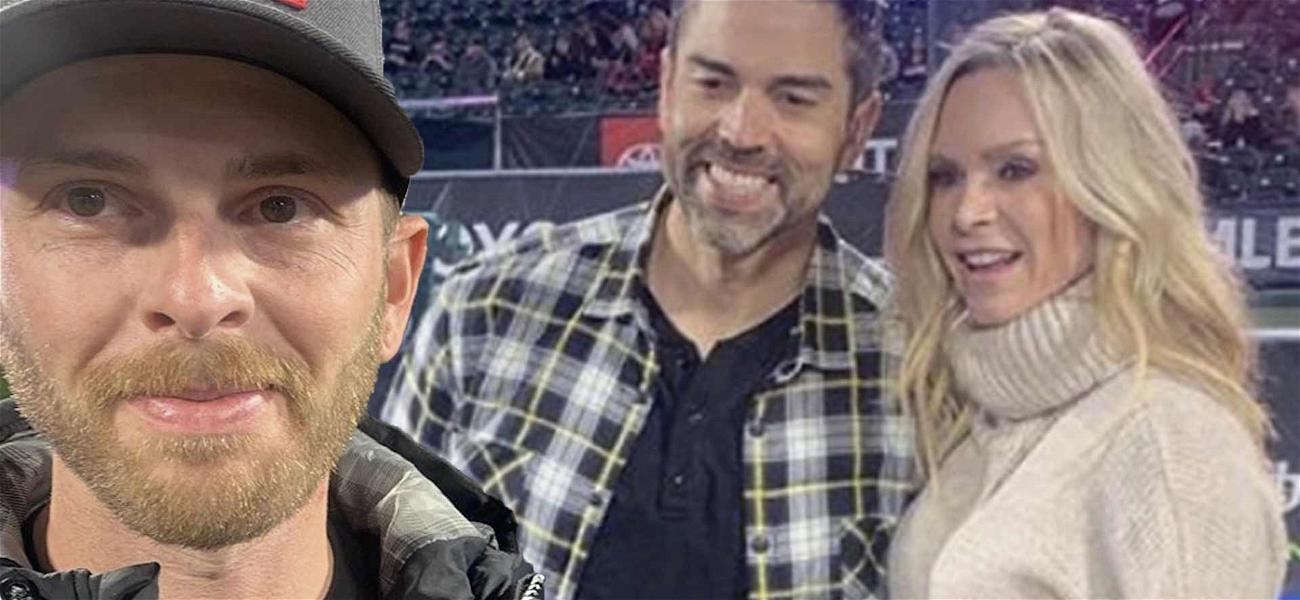 'RHOC' Star Tamra Judge's Husband & Trump-Loving Son Make Up After Fallout Over Depression Comment
