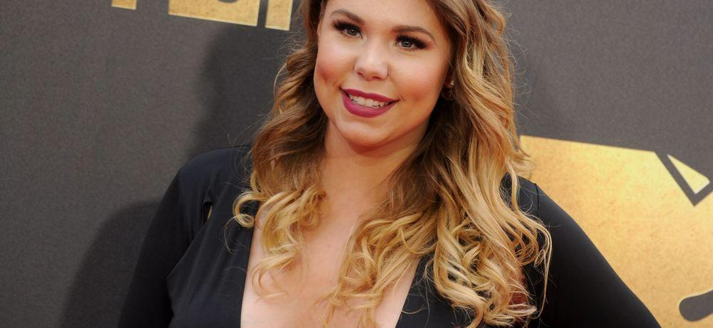 Kailyn Lowry Shows Off Big Baby Bump In See-Through Dress That Isn't Maternity Wear