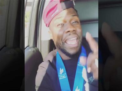 Kevin Hart Saw Two Women Poop on Themselves During Chicago Marathon