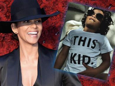 Halle Berry Gushes Over Rare Photo of Son Maceo For #MCM, The 6-Year-Old Is So Grown Up!