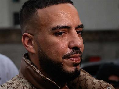 French Montana Accused of Not Being All the Way Paid Up on His $400k Tax Bill