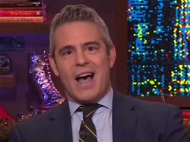 Andy Cohen Announces He is Having a Baby!