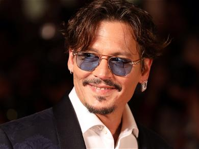 Johnny Depp Collects Barbie Dolls