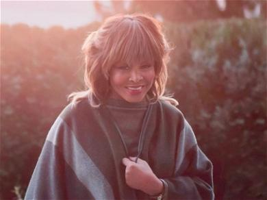 Tina Turner Opens Up About Son's Apparent Suicide