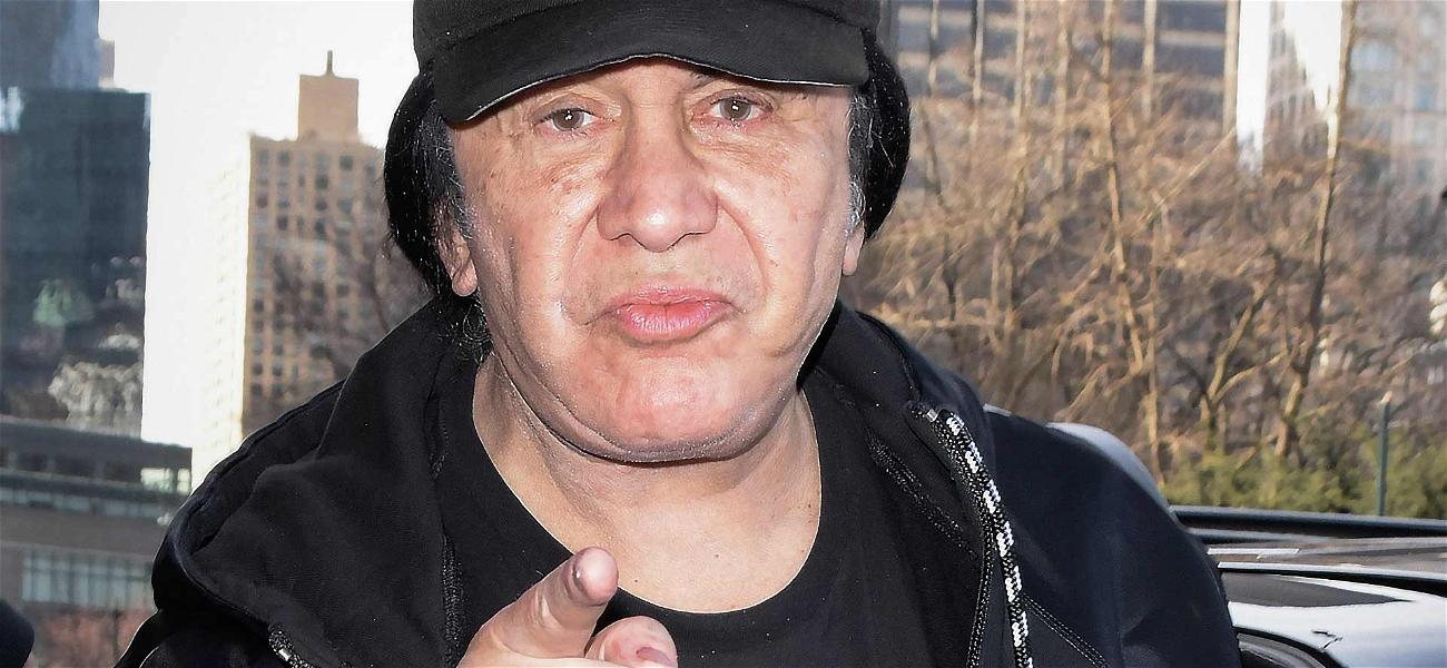 Gene Simmons' Sexual Battery Accuser Dropping Lawsuit, Smells Like Settlement