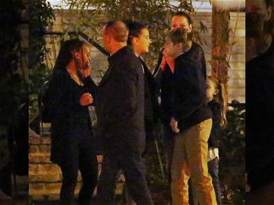 Millie Bobby Brown Has Late-Night Dinner Date with Angelina Jolie & Brad Pitt's Kids
