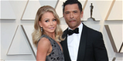 Kelly Ripa Shares Jaw-Dropping Workout Video Of Shirtless 'Daddy' Mark Consuelos