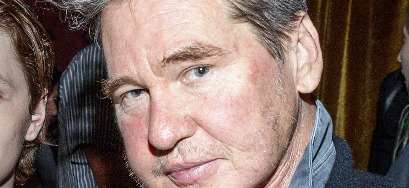 Val Kilmer Accused of Ducking Service in Lawsuit Over Tumbleweed Sculpture