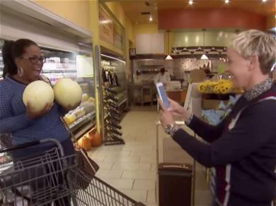 Oprah and Ellen Shopping for Groceries Is the Best Thing You'll See Today