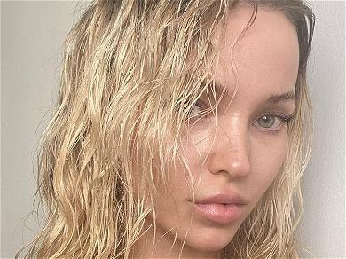 Dove Cameron Deletes Sheer Undies Photo, Screenshots Catch It