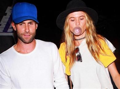 Adam Levine & Wife Behati Prinsloo Moments Away From Divorce!?