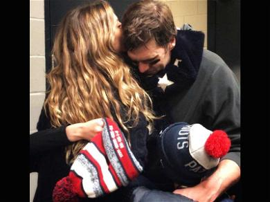 Gisele Bündchen Consoles Tom Brady After Crushing Super Bowl Loss