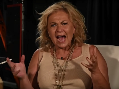 Roseanne Barr Screams Explanation for 'Ape' Tweet: 'I Thought the Bitch Was White!'