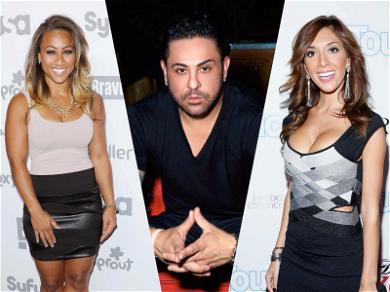 Farrah Abraham Boxing Match Lands MTV Star DJ Skribble to Ring Announce