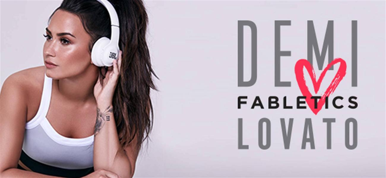 Fabletics Sticking By Demi Lovato Following News of Overdose