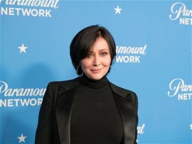 Shannen Doherty Shares Touching 'Charlie Brown' Image After Revealing Stage 4 Cancer Diagnosis