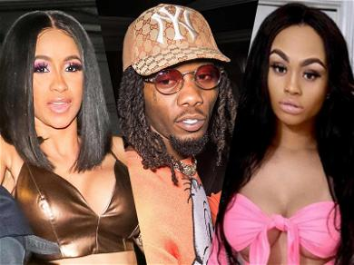 Offset Scrambled to Cover Up Alleged Cheating Scandal After Cardi B Dumped Him