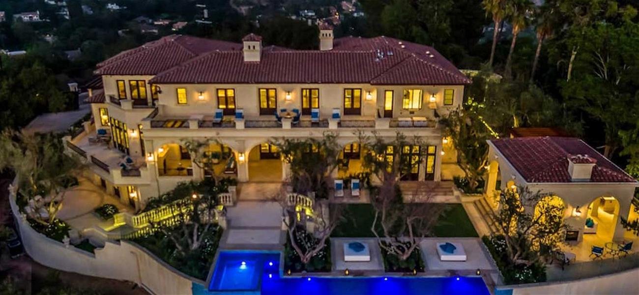 New Home … Who Dis? Drake's Massive 90210 Mansion