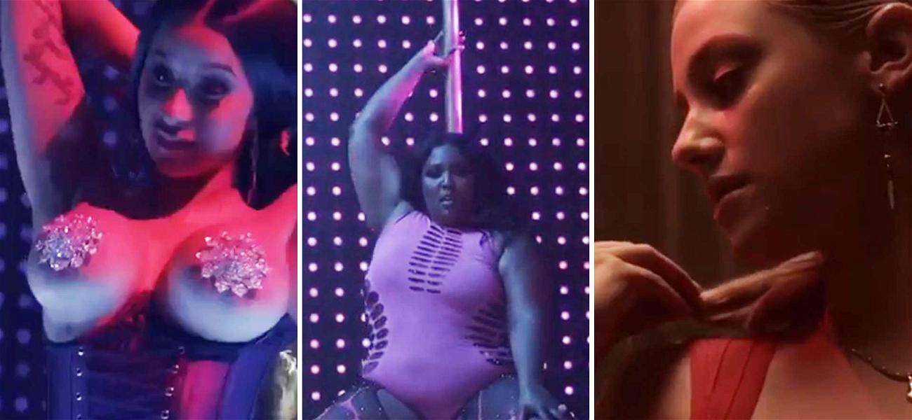 Check Out Cardi B, Lili Reinhart & Lizzo As Strippers In First Look For New Movie