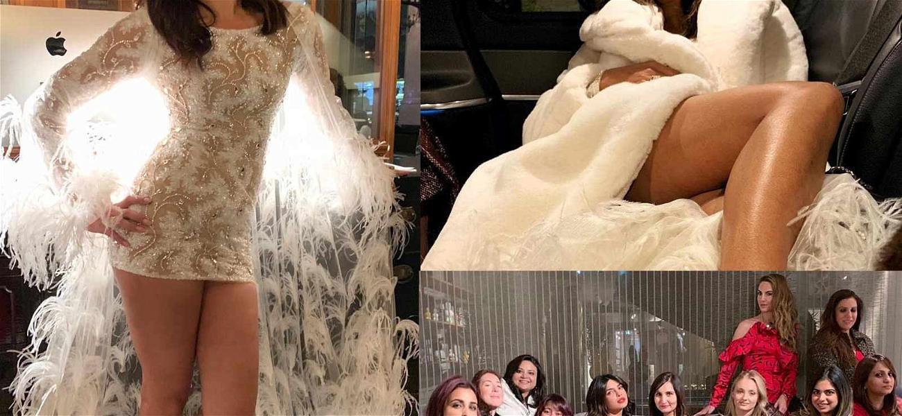 Priyanka Chopra's Bachelorette Party Goes Up in Smoke During Amsterdam Trip