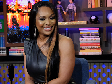 'RHOA' Star Marlo Hampton Responds to Kenya Moore's Potential Reconciliation With Marc Daly