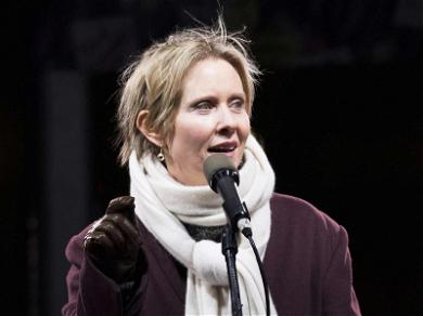'SATC' Episodes Don't Fall Under the Equal Time Rule for Candidate Cynthia Nixon