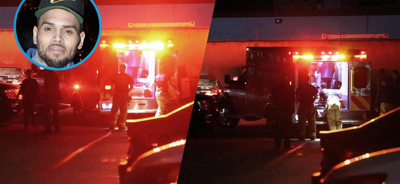 Woman Hospitalized at Chris Brown's 30th Birthday Party for Possible Overdose
