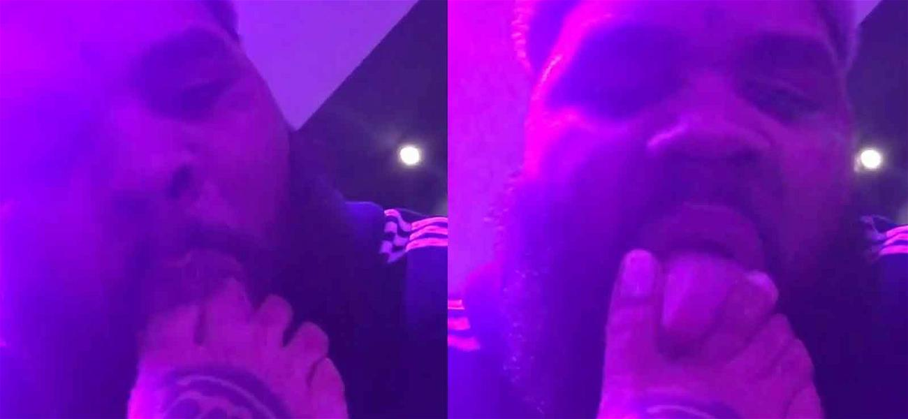 Kevin Gates Really Put His (Wife's) Foot in His Mouth This Time