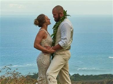 Ronda Rousey and Travis Browne Got Hitched in Hawaii