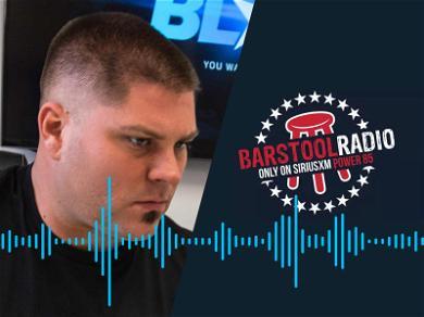 The Blast Calls Into Barstool Radio to Discuss Michael Rapaport War