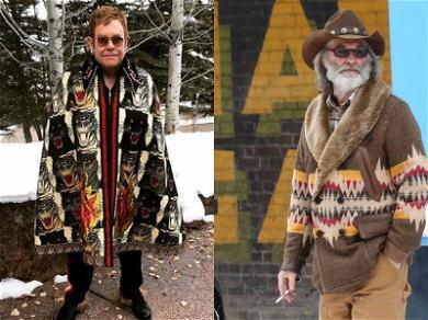 Elton John and Kurt Russell Are Mountain Chic in Aspen
