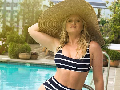 Model Iskra Lawrence Drives Fans Wild With 'Unretouched' Booty Pic