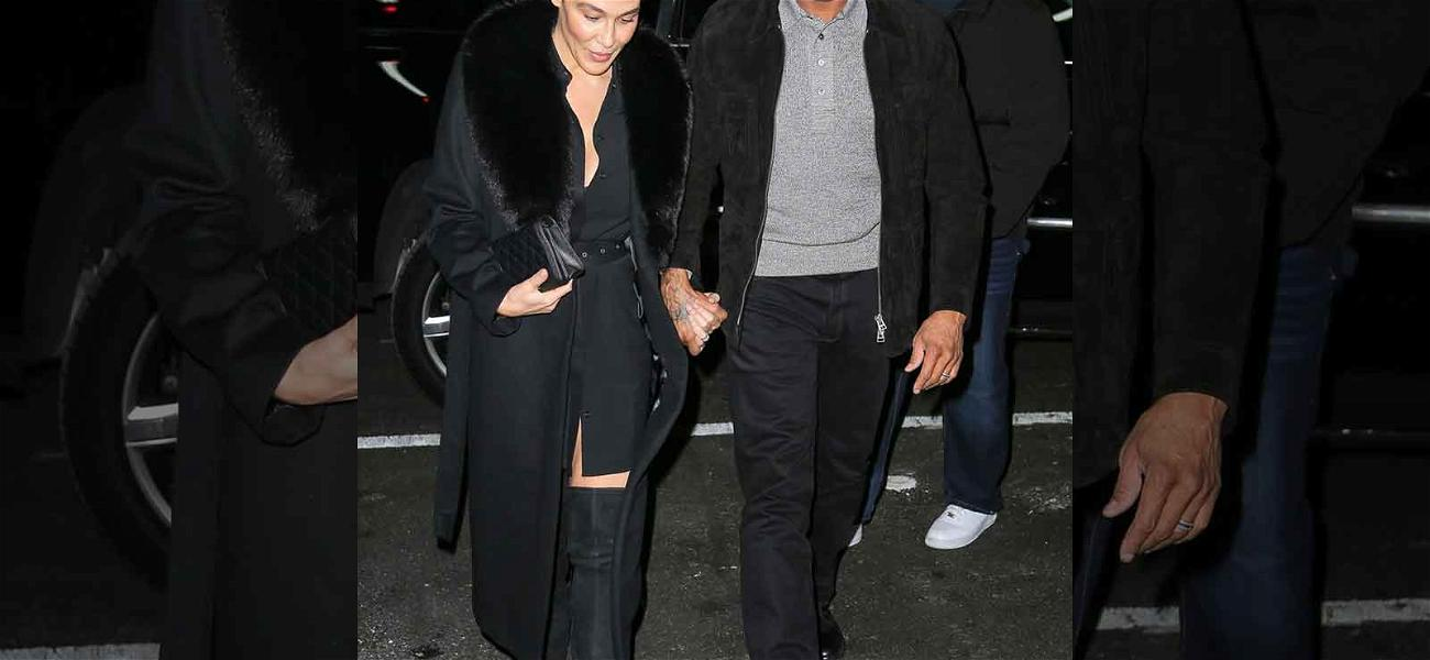 Dr. Dre Not Defiant, on Double Date with Jimmy Iovine
