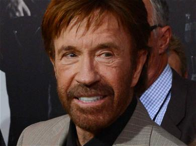 Pharma Company Says They Didn't Poison Chuck Norris' Wife, Demands $10 Million Suit Be Thrown Out