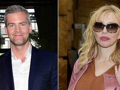 'MDL' Star Ryan Serhant Attends Wife of OxyContin Heir's Fashion Show Amid Courtney Love Battle