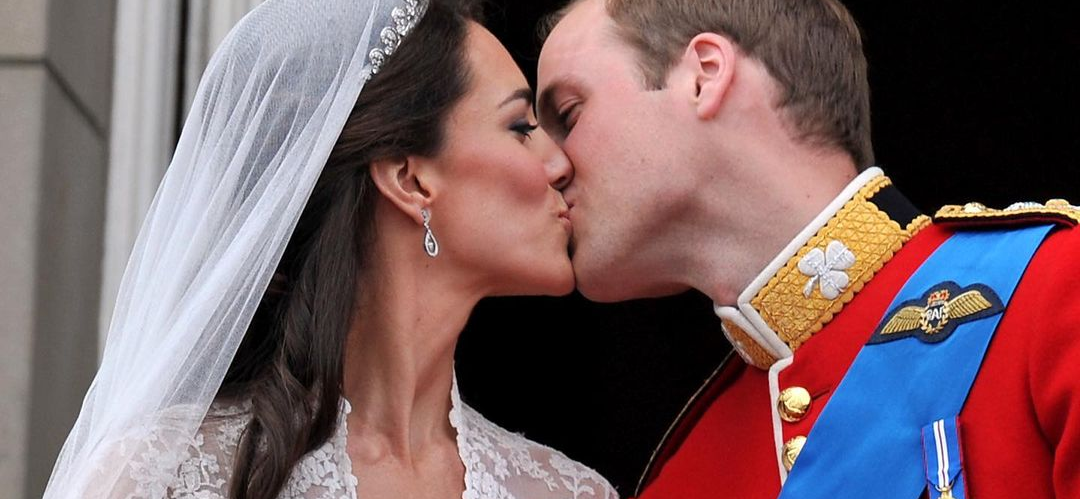 Prince William Drops $12,000 On Diamond Necklace For Kate Middleton Anniversary Gift?!