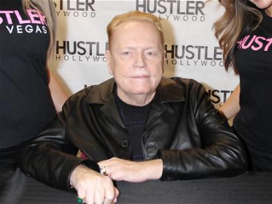 'Hustler' Founder Larry Flynt Dead At Age 78
