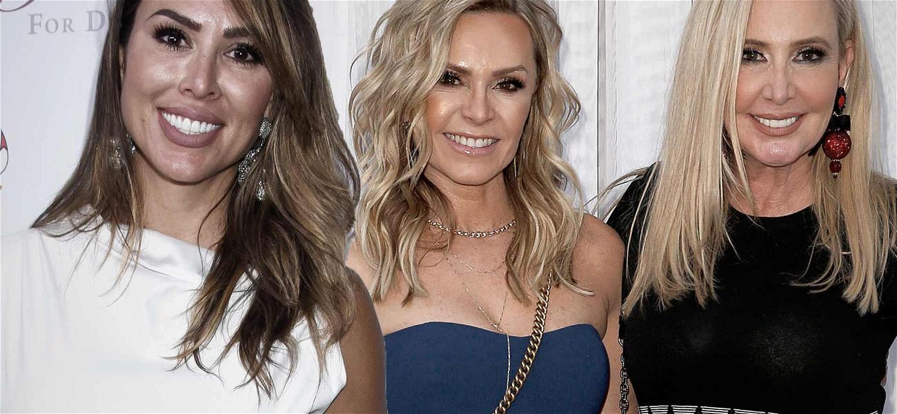 'RHOC'  Star Kelly Dodd Discovers Tamra Judge Spread Train Rumor, Shannon Beador in Tears Over Weight Gain