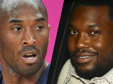 Meek Mill Upsets Fans With 'Distasteful' Kobe Helicopter Line In New Song