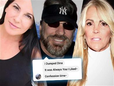 Dina Lohan's Online Boyfriend Told Another Woman He Dumped Dina, Leaves Scrambling Voicemail