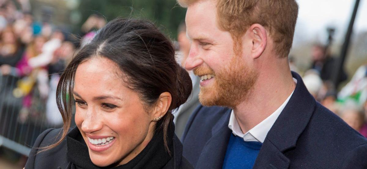 Meghan Markle & PrinceHarry Name Their Baby Girl After Queen Elizabeth