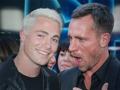 'Arrow' Star Colton Haynes Not Reconciling with Estranged Husband