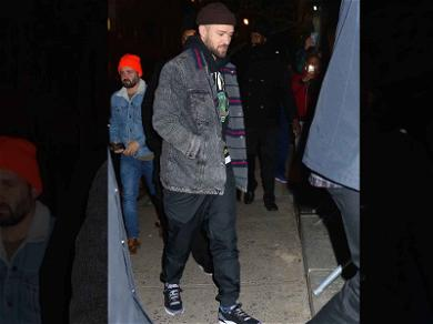Guess What Justin Timberlake Bought His Fans at His Pop-Up Shop?!