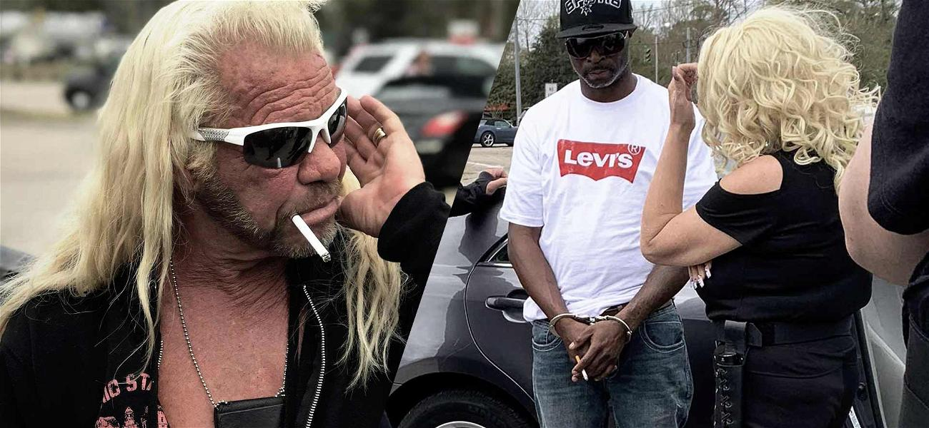 Dog & Beth Chapman Back in Action During Bounty Hunting Arrest