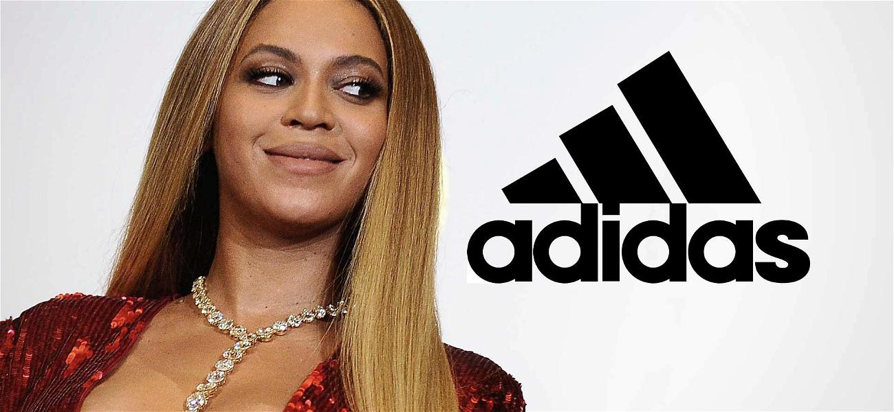 Beyoncé Inks Huge Deal with Adidas to Develop Athleisure Brand