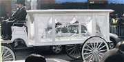 Pop Smoke's Casket Rolled Through Brooklyn In A Horse-Drawn Carriage — See The Photos!