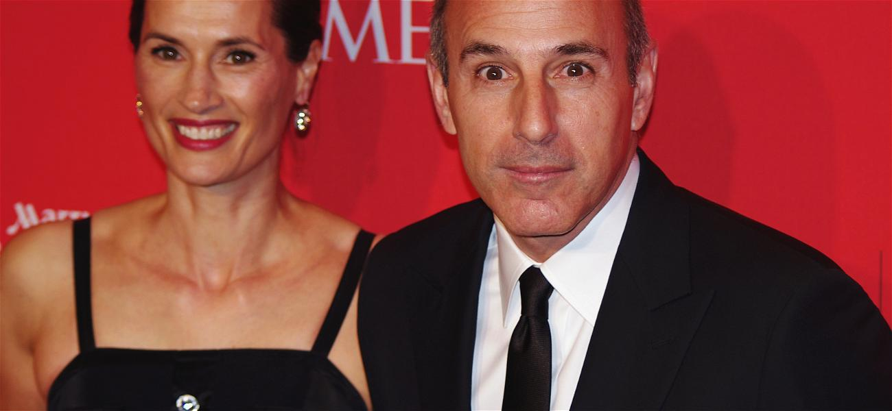 Matt Lauer Pens Open Letter As Details Of His Alleged Rape Are Revealed In New Book