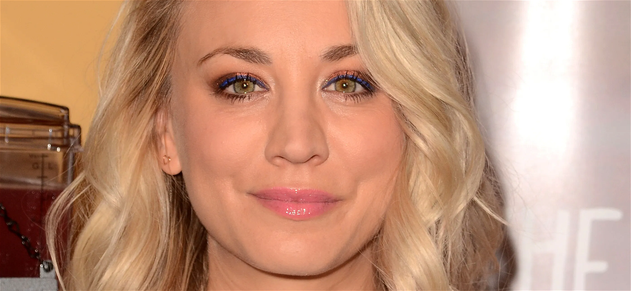Kaley Cuoco Shares Painful Cupping Session In Her Underwear