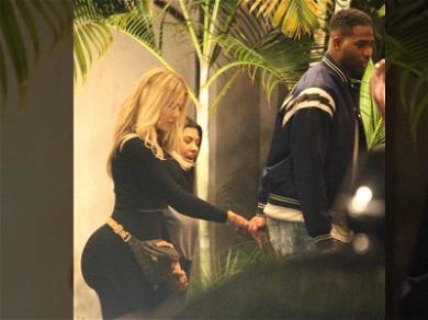 Khloé Kardashian & Tristan Thompson Show United Front After New Cheating Allegations